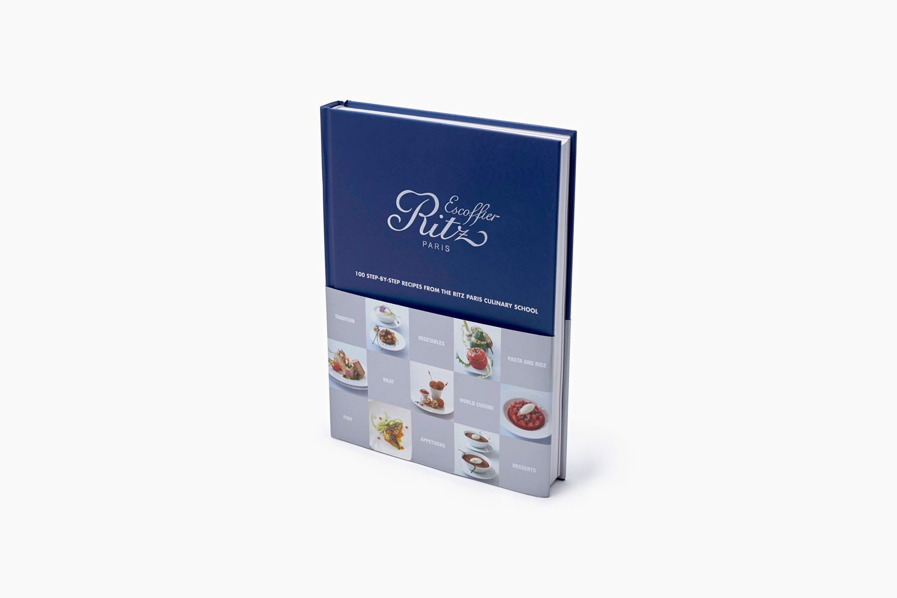 100 cooking lessons from the ecole ritz escoffier the for Auguste escoffier ma cuisine book