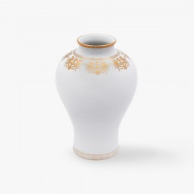 Vase, Imperial Collection, white