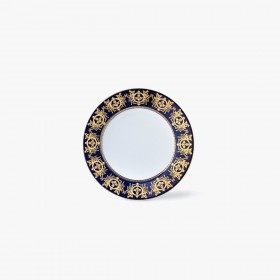 Butter / bread plate, 'Imperial' Collection, Blue