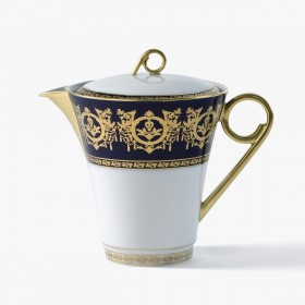 Coffee or tea pot, 'Imperial' Collection, Blue