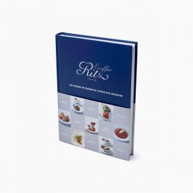 100 cooking lessons from the Ecole Ritz Escoffier, French version book