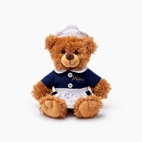 Ritz Paris Chambermaid Teddy Bear 19cm