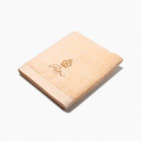 Peach standard towel