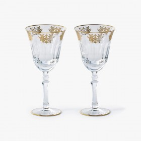 2 Water Glasses Set, Imperial Collection