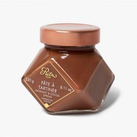 Cocoa and hazelnut spread