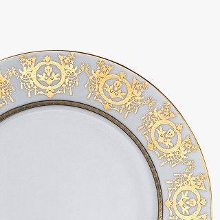 Dessert plate, 'Imperial' Collection, White