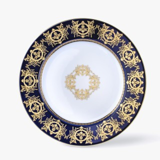 Plates, 'Imperial' Collection, White