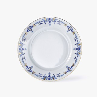 Large dinner plate, 'Marthe' Collection