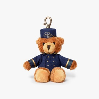Ritz Paris Bellboy Key Ring