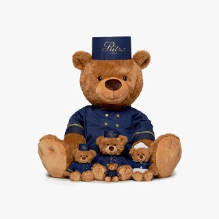 Ritz Paris Bellboy Teddy Bear 28 cm
