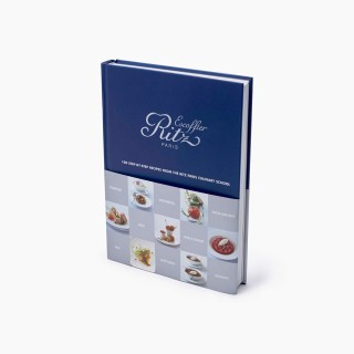 100 cooking lessons from the Ecole Ritz Escoffier, English version book