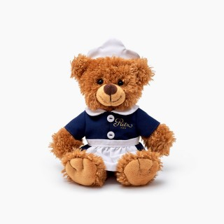 Ritz Paris Chambermaid Teddy Bear 19cm