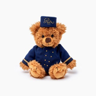 Ritz Paris Bellboy Teddy Bear 19 cm