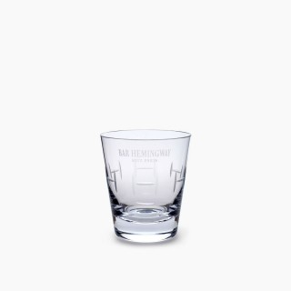 Set of 2 Bar Hemingway whisky glasses