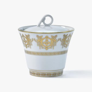 Sugar bowl, 'Imperial' Collection, White