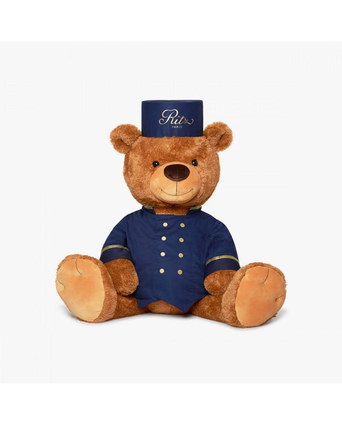 Ritz Paris Bellboy Teddy Bear 75 cm