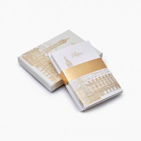 Coffret de cartes postales Ritz Paris