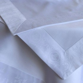 Linge de Table Imperial Blanc
