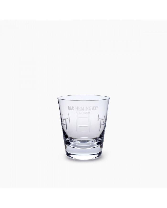 Coffret de 2 verres à Whisky Bar Hemingway